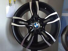 """Cerchi in lega BMW Serie 5 da 19"""" NUOVI Special Edition Luft Omologati ECE NAD"""