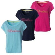 Ropa deportiva de mujer Camiseta de 100% algodón