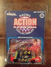1996 Jeff Gordon #24, Action Racing Platinum Series  1:64 Scale  NASCAR Limited