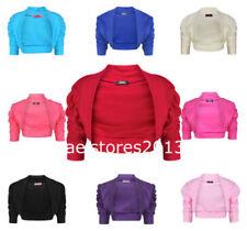 T-shirts et débardeurs à manches 3/4 pour fille de 2 à 16 ans en 100% coton