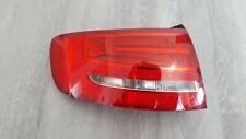 GENUINE AUDI A4 S4  B8 ESTATE REAR PASSENGER SIDE O/S LIGHT LAMP 2007-2015