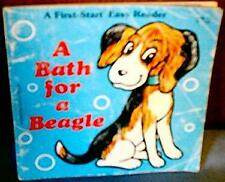 Bath for a Beagle by Troll Books