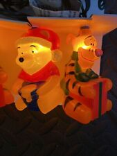 Disney Pooh and Tigger Novelty Holiday String Lights, 10ct, Indoor/Outdoor, Open