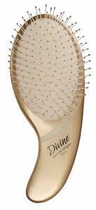 Olivia Garden Divine Revolutionary Ergonomic Design Hair Brush Wet Detangler