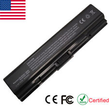Li-ion 5200mAh Laptop Battery for Toshiba PA3534U-1BRS A200 A205 L300 L305D L505
