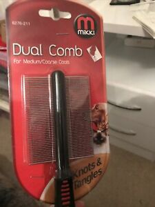 dog grooming comb