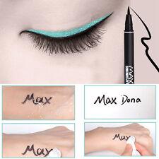 Makeup Black Waterproof Eyeliner Liquid Eye Liner Pen Pencil Beauty For Women