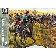 Waterloo 1815 AP005 Italian Carabiniers 1848 1/72 Plastic Model Kit