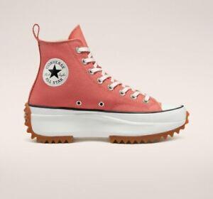 Converse Run Star Hike High Seasonal Color - Pink / 171300C / Shoes Sneakers
