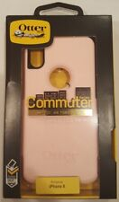 OtterBOX Commuter iPhoneX / Xs - Protective Case BALLET WAY (PINK) Brand New