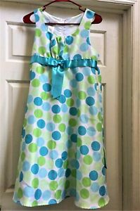 Bonnie Jean girl's dress size14.5 in great shape