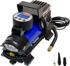 EPAuto 12V DC Portable Air Compressor Pump, Digital Tire Inflator, New