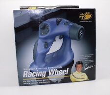Mad Catz Hand tenuto Racing Wheels for PlayStation 1 ps2 RARE
