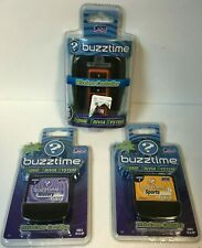 Buzztime Trivia Game 1 Wireless Controller+ 2 Extra Games NEW