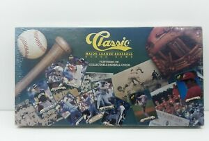 VINTAGE!Unopened1987Classic MLB Board Game! Many 80sGreats,Rose&Bo Knows👌