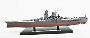 IJN Yamato Boxed Atlas Editions Die-Cast WW2 Warship