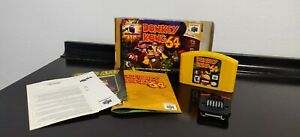 DONKEY KONG 64 NTSC Usa Nintendo 64 completo