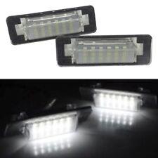 W210 NO ERROR 6000K LED LICENSE PLATE LIGHT LAMP FOR 96-02 E280 E320 E430 E55