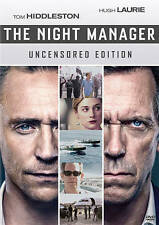 The Night Manager TV Series (DVD, 2016, 2-Disc Set)