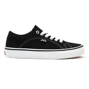 Vans - Skate Lampin | Mens Skateboard Shoes | Black / White