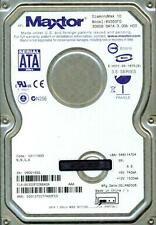 MDL: 6V300F0 Code: VA111630 N, M, G, A ,   Maxtor 300GB SATA