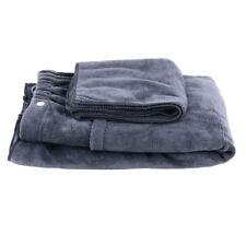 Hombres de secado rapido Toallas Vestibles Ducha Baño SPA Wraps Baños Albornoz