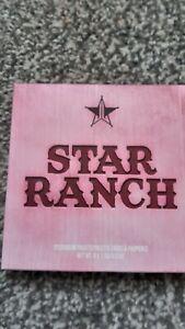 jeffree star ranch palette brand new