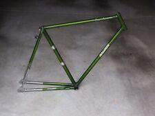Vintage Raleigh Super Course Frame - Carlton - Reynolds 531 - Green - 57cm