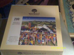 BRAND NEW SEALED DISCON. WENTWORTH 200 'GLASTONBURY' LOUISE BRAITHWAITE