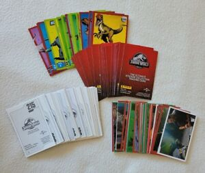 """Panini Jurassic World The Ultimate Sticker & Trading Card Collection """"You Pick"""""""