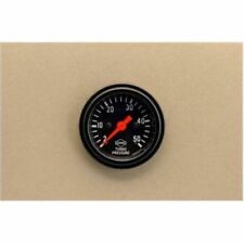 Isspro R8603R Classic Series Turbo Boost Gauge Psi 2-50 Universal