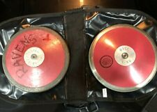 New listing 1.0 kg. Discus Pair with Carrying Bag