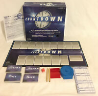 Countdown Board Game 2014 100% Complete Fully Working