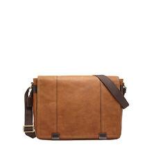Fossil Field Messenger Bag Medium Brown SBG1060210