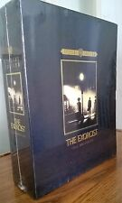 TWO The Exorcist/25th Anniversary/Limited Edition Collector's Set/box set/signed