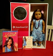 American Girl Kanani Doll 2011 Girl of the Year w/ Box and Book