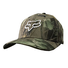 NWT Fox Men's Ball Sport Cap/Hat S/M Size FlexFit Army Green #031Great Xmas Gift