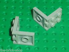 LEGO space OldGray Bracket ref 3956 / Set 7184 7191 6861 9719 483 6970 497 928..