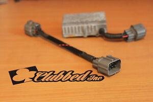 Injector Resistor Box Plug & Play Harness w/ Box Honda Civic  Integra DSM