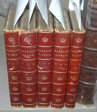 The Works of Francis Rabelais, M.D. Now Carefully Revised, and Compared Througho