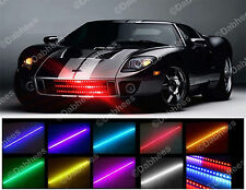 WATERPROOF REMOTE CONTROL CAR UNDER BODY FLASH LED LIGHT 7 MULTI COLOUR CHANGE