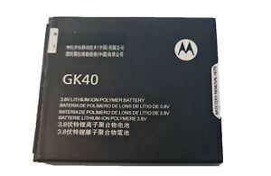 GK40 Battery 2800mAh For Motorola Moto G4 G5 Play E4 XT1607 XT1609 XT1670