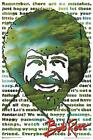 """Bob Ross Motivational Painting Quotes Laminated Poster - 24.5"""" x 36.5"""""""