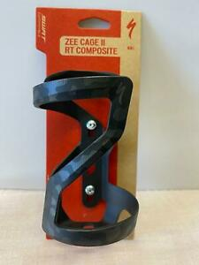 new Specialized ZEE CAGE II composite bicycle water bottle CAMO BLACK  RIGHT
