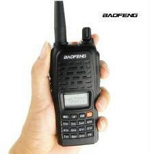 BAOFENG V85 Dual Band CB Radio Walkie Talkie 5W 99 channel Comunicador LCD Displ