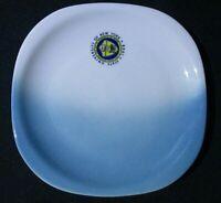 "Vintage 1948 State University of New York 6"" Plate Syracuse China Restaurantware"
