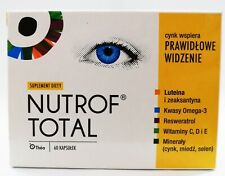 Nutrof Total With Vitamin D3 60 Capsules