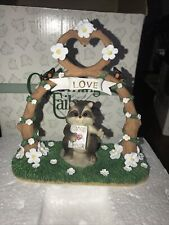 "Charming Tails ""Alter of Love"" - 82/108 - 1998 - Original Box"