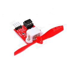 "L9110 5V Propeller Dia. 2.95"" Fan Motor Module for Firefighting Robot Arduino"