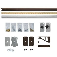 Invisidoor (Hidden Bookcase Door without Valance) Bi-Fold Hinge Kit (ID.BF1-*)